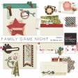 Family Game Night Clusters Kit