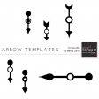 Arrow Templates Kit #2