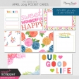 The Good Life: April 2019 Pocket Cards Kit