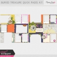 Buried Treasure Quick Pages Kit