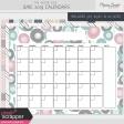 The Good Life: June 2019 Calendars Kit