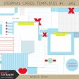 Pocket Card Templates Kit #1 (4x4)