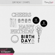 Birthday Stamps Kit