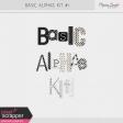 Basic Alphas Kit #1