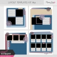 Layout Templates Kit #54