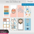 The Good Life: April 2020 Journal Me Kit