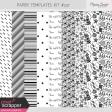 Paper Templates Kit #237
