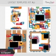 Layout Templates Kit #57