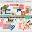 Thanksgiving Elements Kit