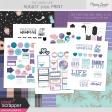The Good Life: August 2020 Print Kit