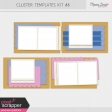 Pocket Cluster Templates Kit #8
