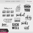 Chronic Illness Stamps Kit
