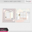 Sugar & Sweet Quick Pages Kit