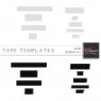 Tape Templates Kit #1