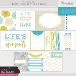 The Good Life: April 2021 Pocket Card Kit