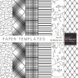 Paper Templates Kit #27