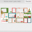 Festive Pocket Quick Pages Kit