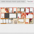 Heard The Buzz? Quick Pages Kit