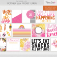 The Good Life: October 2021 Pocket Cards Kit