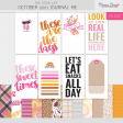 The Good Life: October 2021 Journal Me Kit