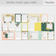 Nesting Pocket Quick Pages Kit