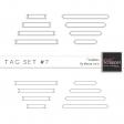 Tag Templates Kit #7