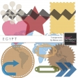 Egypt Transparencies Kit