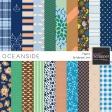 Oceanside Papers Kit