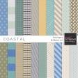 Coastal Extra Papers Kit