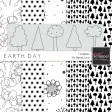 Earth Day Templates Kit