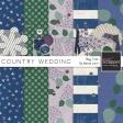 Country Wedding Mini Kit