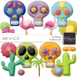 Mexico Felt Elements Kit
