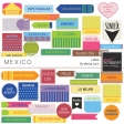 Mexico Labels Kit