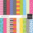 Mexico Extra Papers Kit #1