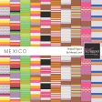 Mexico Striped Paper Kit