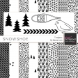 Snowshoe Templates Kit