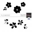 Flower Templates Kit #24
