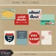Road Trip Journal Cards Kit