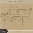 Road Trip Doodles Kit