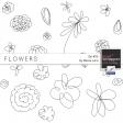 Flower Templates Kit #25