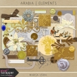 Arabia Elements Kit