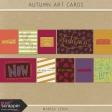 Autumn Art Cards Kit