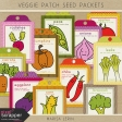 The Veggie Patch Seed Packets Kit