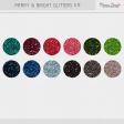 Merry & Bright Glitters Kit