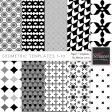 Geometric Paper Templates 1-10 Kit