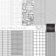 Grid Paper Templates 11-20 Kit