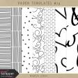 Paper Templates Kit #74