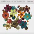 Bedouin Nights Glitter Elements Kit