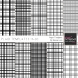 Plaid Paper Templates 11-20 Kit