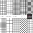 Plaid Paper Templates 21-30 Kit